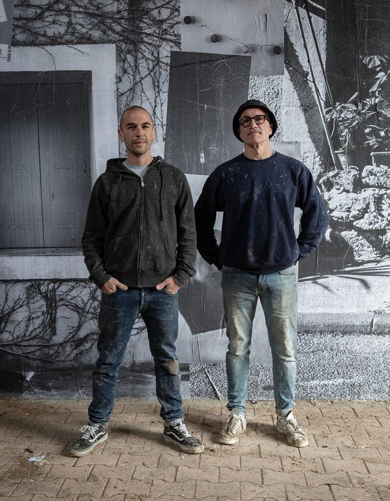 Federico Drigo Laurent Vilarem Photo AL