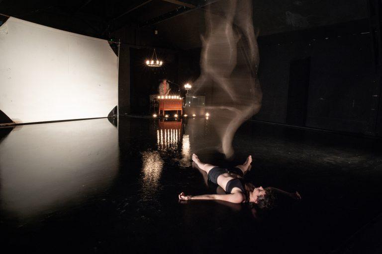 Delta - Futur - Chapitre 9 - Theatre